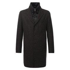 Утепленное пальто Windsor