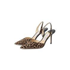 Кожаные туфли Thandi 85 Jimmy Choo