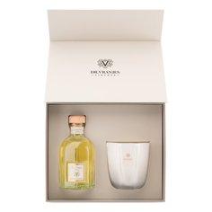 Подарочный набор : Диффузор + Свеча Ginger Lime Dr. Vranjes Firenze