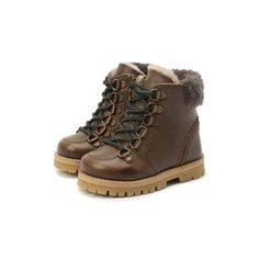 Кожаные ботинки Petit Nord