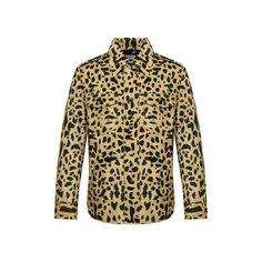 Хлопковая куртка Dries Van Noten