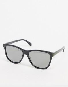 Черные солнцезащитные очки Polariod-Черный Polaroid