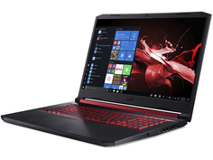 Ноутбук Acer Nitro 5 AN517-52-70QL NH.Q82ER.00A (Intel Core i7-10750H 2.6 GHz/16384Mb/512Gb SSD/nVidia GeForce GTX 1650Ti 4096Mb/Wi-Fi/Bluetooth/Cam/17.3/1920x1080/Only boot up)