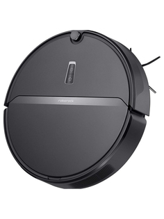 Робот-пылесос Xiaomi Mi Roborock E4 RU Black