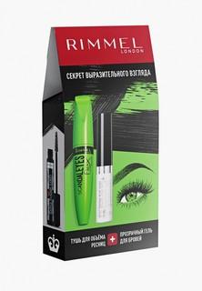 Набор для макияжа глаз Rimmel Scandaleyes + brow gel,12 мл