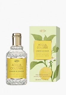 Одеколон 4711 4711 Acqua Colonia Vitalizing - Lemon & Ginger, 50мл