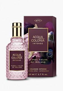 Одеколон 4711 Acqua Colonia Intense Цветочные поля ирландии, 50 мл