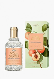 Одеколон 4711 Acqua Colonia Balancing - White Peach & Coriander, 50мл