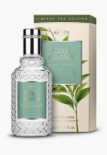 Одеколон 4711 Acqua Colonia Pleasant-Matcha & Frangipani, 50 мл