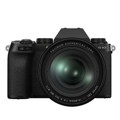 Фотоаппарат системный Fujifilm X-S10 16-80mm X-S10 16-80mm