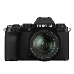 Фотоаппарат системный Fujifilm X-S10 18-55mm X-S10 18-55mm