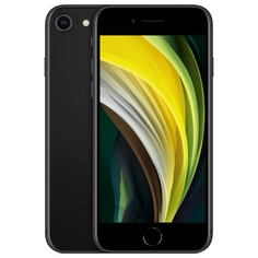 Смартфон Apple iPhone SE 128GB Black (MHGT3RU/A)