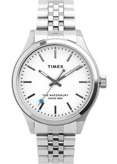 женские часы Timex TW2U23400VN. Коллекция Waterbury