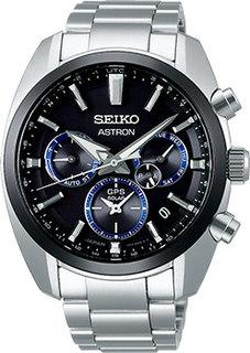 Японские наручные мужские часы Seiko SSH053J1. Коллекция Astron