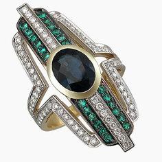 Золотое кольцо 01K687856-1 Ювелирное изделие
