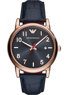 fashion наручные мужские часы Emporio armani AR11135. Коллекция Dress