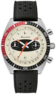 Японские наручные мужские часы Bulova 98A252. Коллекция Sports