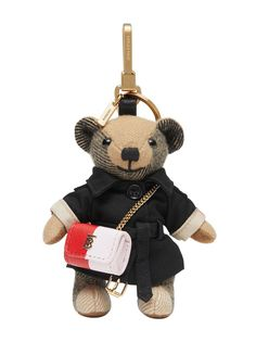Burberry брелок на сумку Thomas Bear