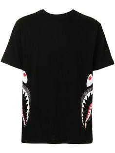 A BATHING APE® футболка с камуфляжным принтом Bape