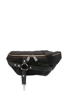 Versace поясная сумка с ремешками