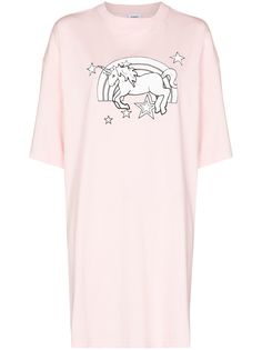 VETEMENTS футболка с принтом