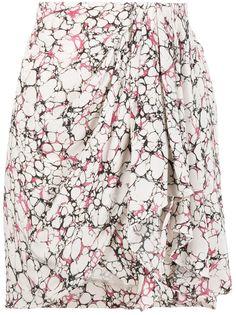 Isabel Marant юбка Ixori с принтом