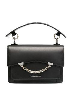 Karl Lagerfeld сумка-тоут с цепочкой