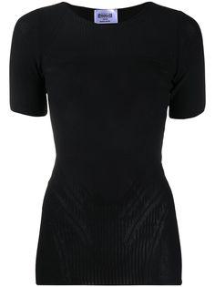 Wolford футболка с круглым вырезом