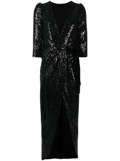Alchemy платье Lia с пайетками
