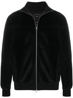 Maharishi бархатная куртка с вышивкой