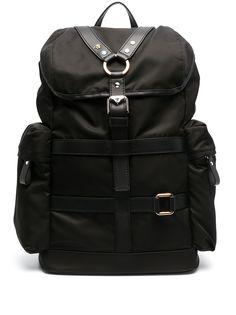 Versace рюкзак с пряжками