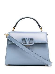 Valentino Garavani сумка-тоут с логотипом VLogo