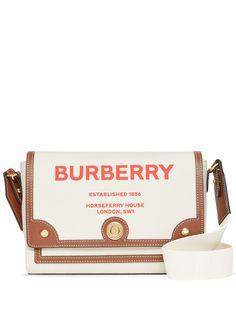 Burberry сумка через плечо с принтом Note Horseferry