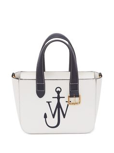 JW Anderson декорированная сумка-тоут