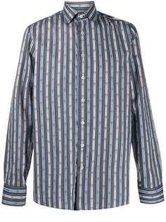 Etro рубашка с узором
