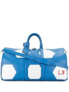 Louis Vuitton сумка FIFA Keepall pre-owned ограниченной серии