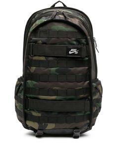 Nike рюкзак с камуфляжными вставками