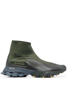 Reebok высокие кроссовки DMX Trail Hydrex