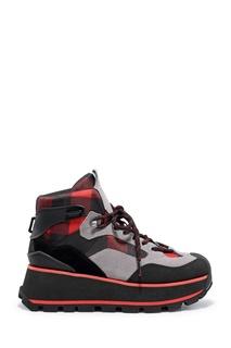 Комбинированные ботинки Sonic Ash