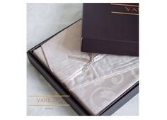 Комплект постельного белья сицилийское утро (vanillas home) розовый 200x220 см.