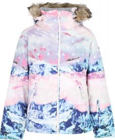 Куртка утепленная для девочек Roxy Jet Ski, размер 152