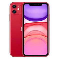 Смартфон APPLE iPhone 11 64Gb, MHDD3RU/A, красный