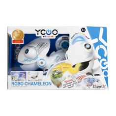 Робот радиоуправляемый YCOO Хамелеон, белый [88538s]