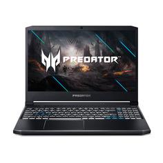 "Ноутбуки Ноутбук ACER Predator Helios 300 PH315-53-512N, 15.6"", IPS, Intel Core i5 10300H 2.5ГГц, 16ГБ, 512ГБ SSD, nVidia GeForce RTX 2060 - 6144 Мб, Eshell, NH.Q7YER.00F, черный"