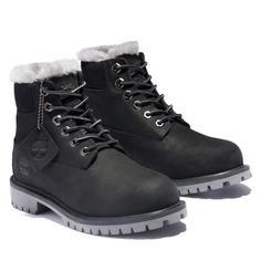 Ботинки 6 Inch Premium WP Shearling Lined Boot Timberland