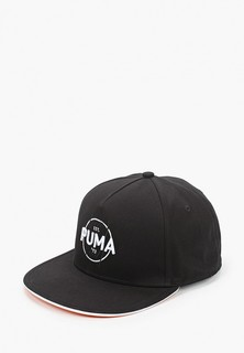 Бейсболка PUMA Basketball FB Logo Cap