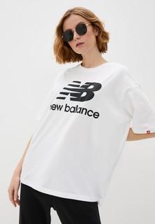 Футболка New Balance ESSENTIALS STACKED LOGO T