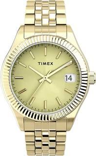 Женские часы в коллекции Waterbury Женские часы Timex TW2T86900YL