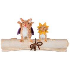 Фигурка декоративная Кошки-мышки 450-749, 10.5х3х5 см