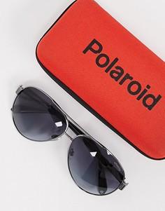 Солнцезащитные очки-авиаторы Polariod-Черный Polaroid